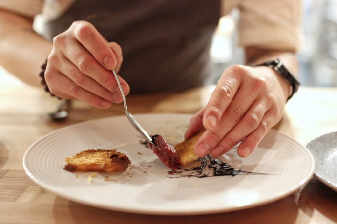 Mena-Ottawa-French-Restaurant-Preston-Little-Italy-Foodie-Food-Travel-Fashion-Blogger-Blog-Chantsy-Food-Preparation-Chef