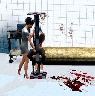 Sims in Sims 3 using OMSP
