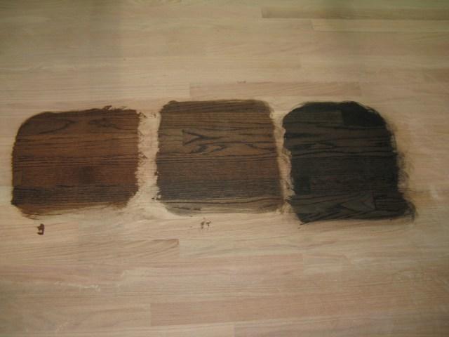 Ebony Stained Hardwood Floors | M O D F R U G A L