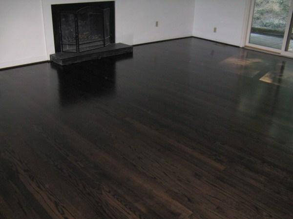 Ebony Hardwood Floors Home Design Ideas