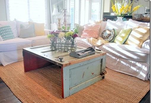 DIY Repurposed Tables  Modern Hippie Girl