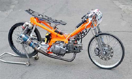 Gambar Motor Fiz R Grasstrack