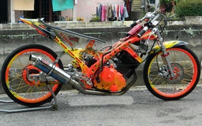 100 Gambar Motor Drag Mio Ninja Jupiter RX KING