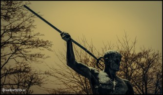 Den stela killen i parken..