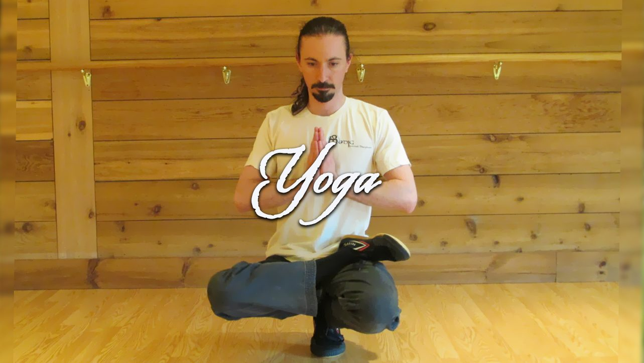 Personal Yoga Instruction