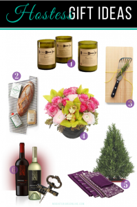 Wine Hostess Gift Etiquette - Gift Ftempo