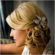 3 messy bun hairstyles wedding