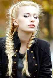 6 easy cool braided hairstyles