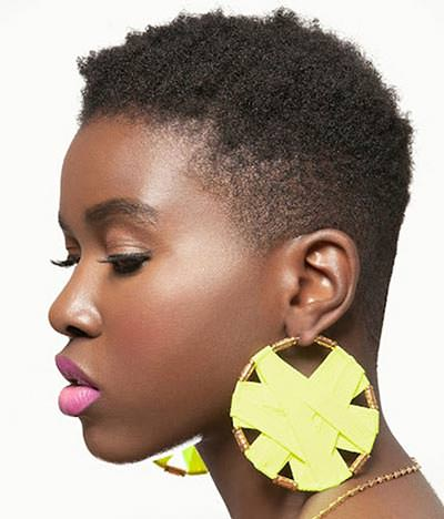 3 Very Short Haircuts For Black Women Over 50