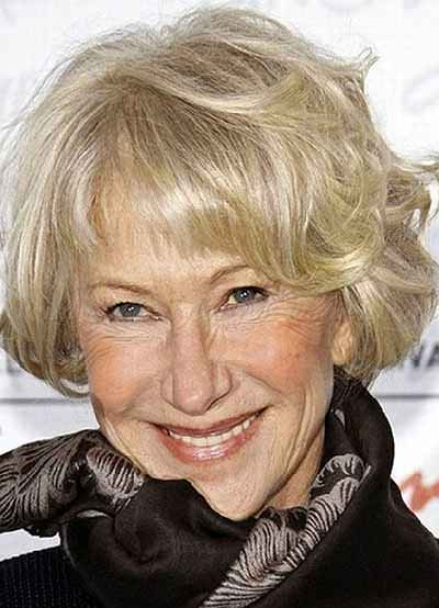 4 Layered Hairstyles For Women Over 60