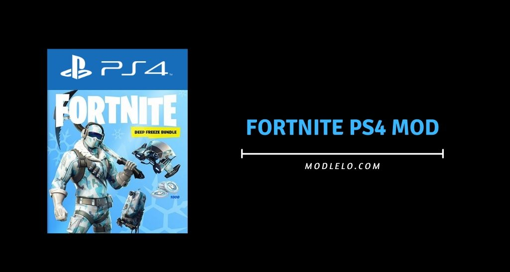 fortnite ps4 mods