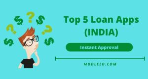 TOP 5 LOAN APPS