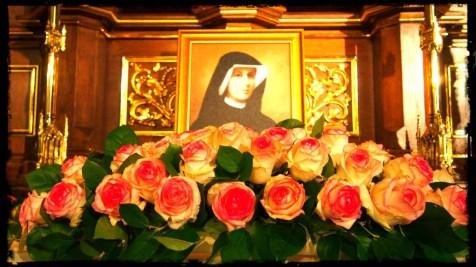 úcta k sv Faustine