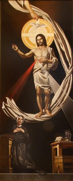 25 tajomstiev duchovného boja, ktoré Pán Ježiš zjavil sv. Faustíne 1