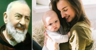 Páter Pio odpovedá na 7 problémov materstva