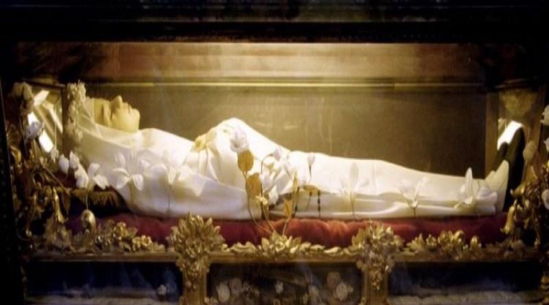 Eucharistický zázrak maličkej blahoslavenej