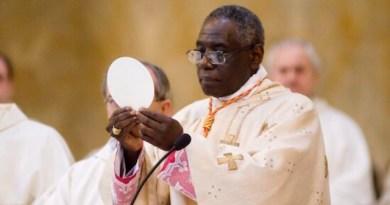 Prečo má kardinál Sarah pravdu o homosexuáloch v Cirkvi