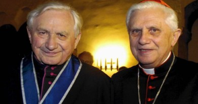 Bratia Ratzingerovci