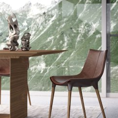 Modloft Dining Chair Kindergarten Table And Chairs Langham In Leather Cds028 Mkllnn Official Store Shopping Cart Summary