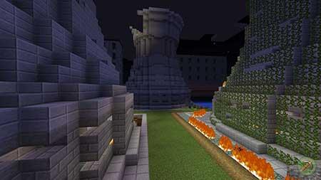 Карта Зона Поражения: Финал для Minecraft PE