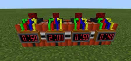 Time bomb mcpe 4