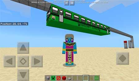 Monorail mcpe 3
