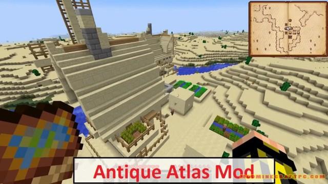 Antique Atlas Mod