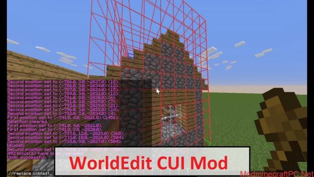 WorldEdit CUI Mod