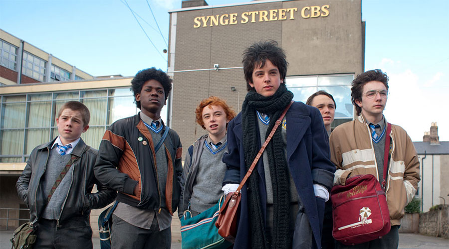 Image result for sing street film musical number