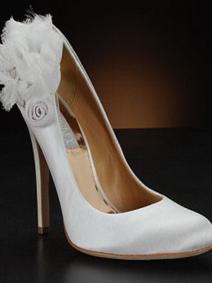 Wedding shoes 2018 year and their photos 23