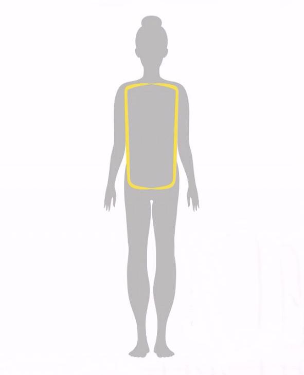 Hogyan vágja le a derékvonalat, ha alma alakú? - Egészség - 2021