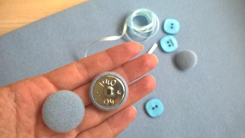 Ikea hack DIY gombiky ako prisit Modny tucet_lavicka na prezuvanie