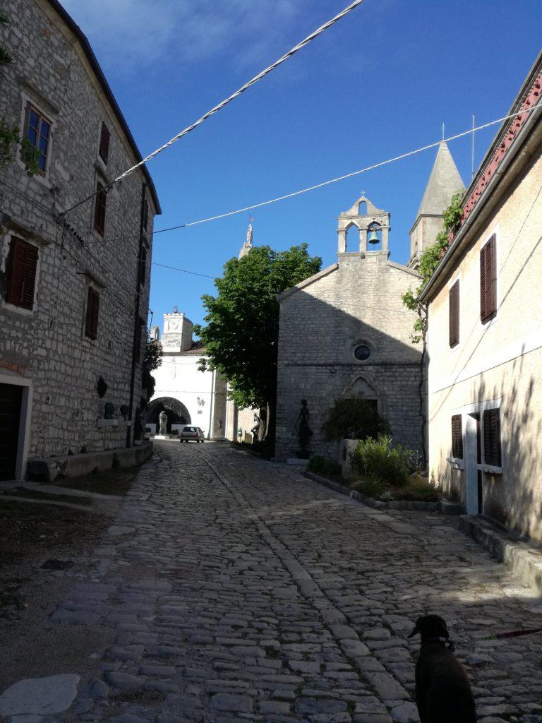 Osor Osorčica tip na vylet Chorvatsko