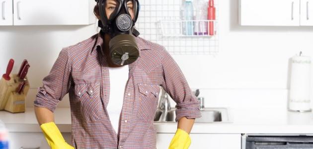 نتيجة بحث الصور عن تخلصي من الروائح الكريهة في المطبخ والحمام
