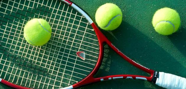 قوانين لعبة التنس الأرضي - موضوع