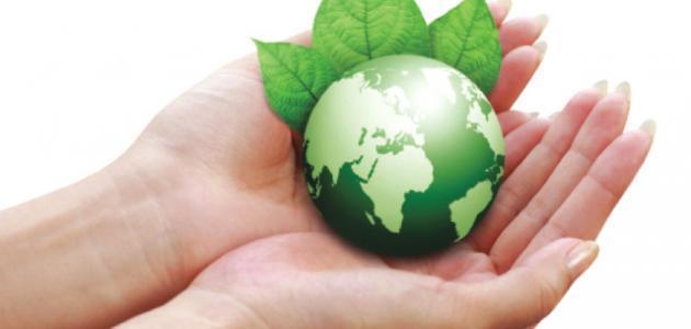 مقال عن كيفية المحافظة على البيئة موضوع