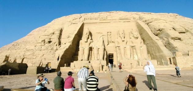 مقومات السياحة في مصر موضوع