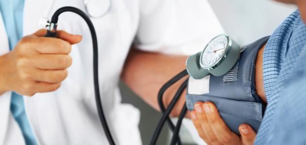 أعراض هبوط الضغط الحاد موضوع