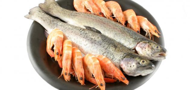 تفسير اكل السمك في المنام موضوع