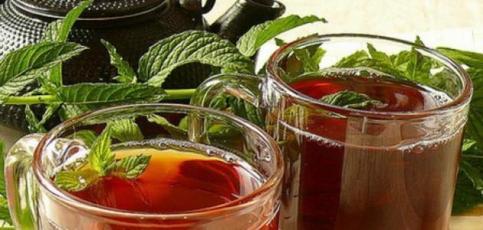 طريقة عمل الشاي المغلي