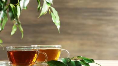 انواع الشاى وفوائده واضراره