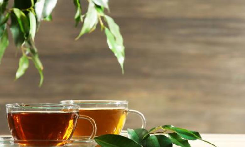 Types of tea and its benefits and damages