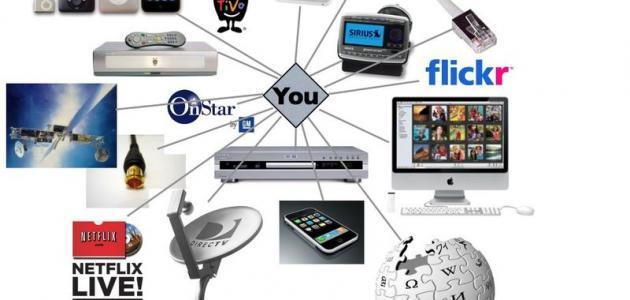 الفرق بين وسائل الاتصال قديما وحديثا موضوع