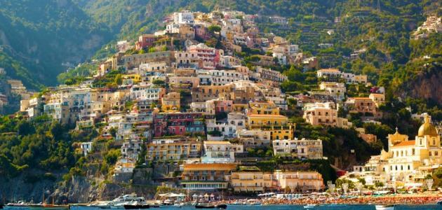 أسماء مدن إيطاليا موضوع