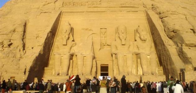 انواع السياحة فى مصر.