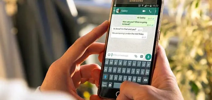 WhatsApp for smartphones, for PC and for iPad