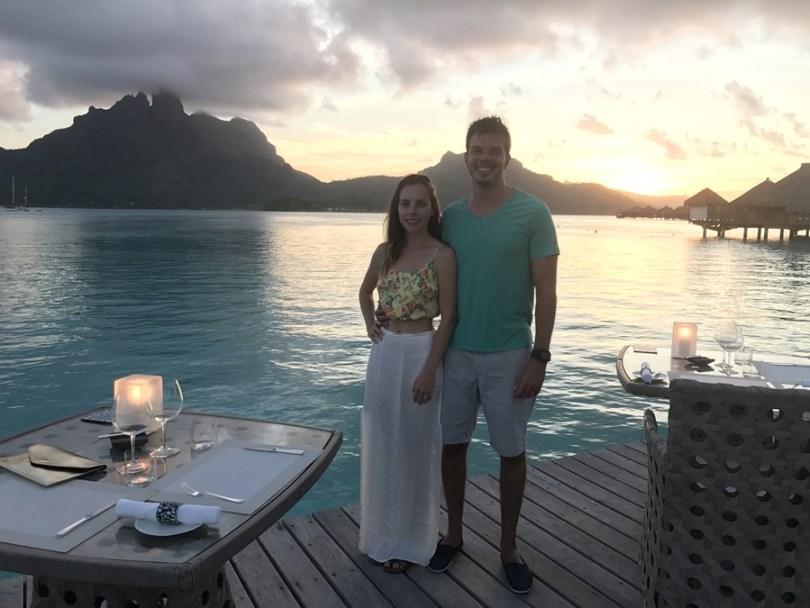 Bora Bora-Jantar