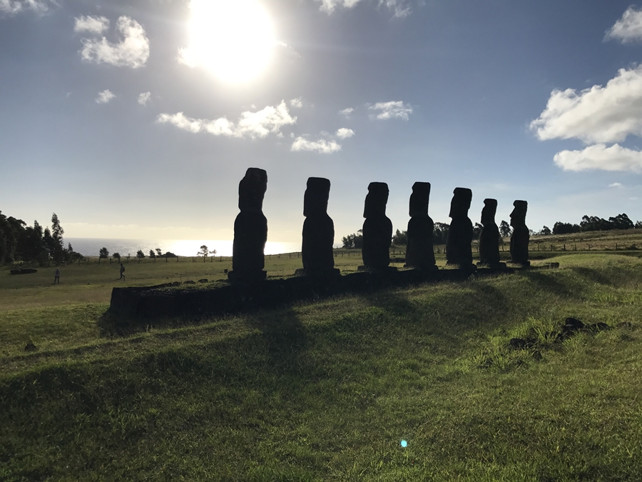 Ilha de Páscoa - MOAI
