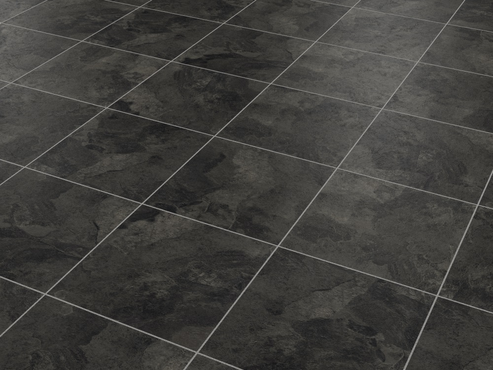 Black Onyx Floor Tiles Images