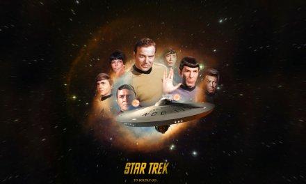 La Enterprise te trae tres fotos nunca antes vistas de Star Trek